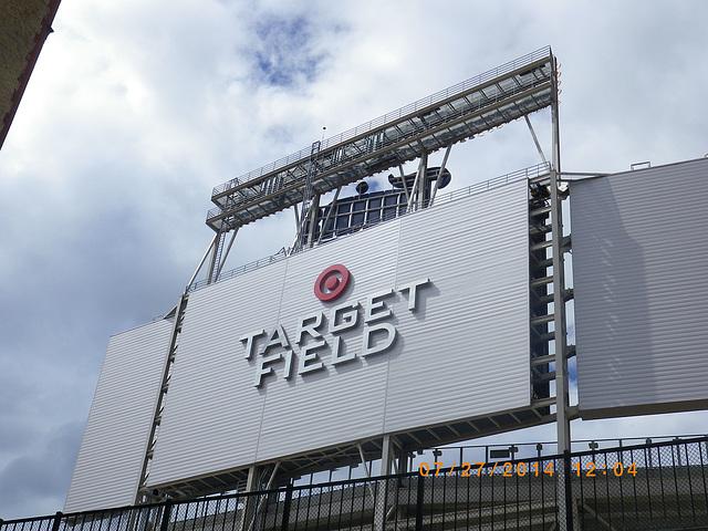Target Field, Minneapolis
