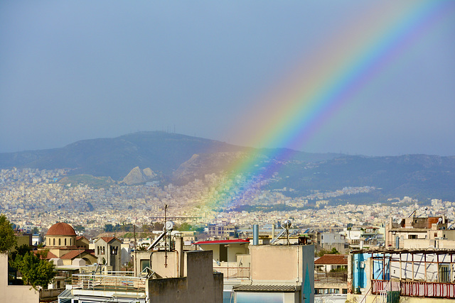 Athens 2020 – Rainbow