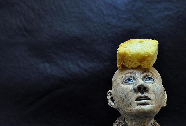 The Contemplation of a Crouton