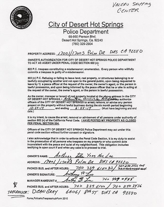 Dean-Gray-Sun-Grow-Trespassing-notice