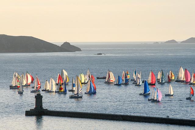 Morlaix Yacht Race