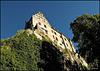 Das Schloss hoch über unseren Köpfen