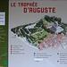 LA TURBIE: Le Trophée d'Auguste 01