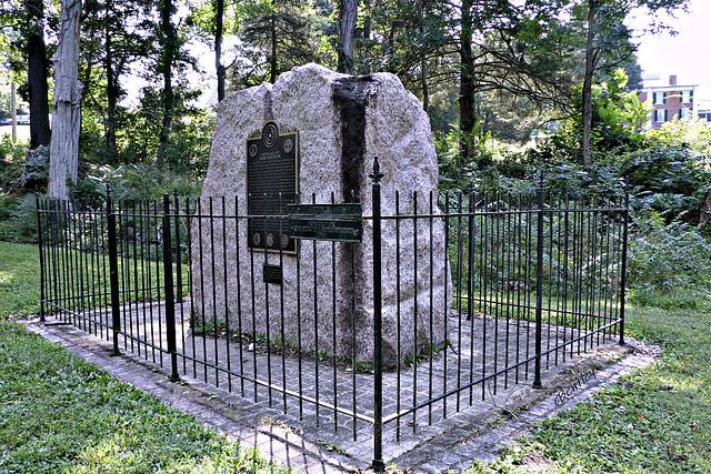 Granite Monument- Sam Houston