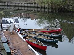 The Canoe Man