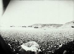 Shell Beach pinhole