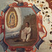 Detail of the Virgin of Guadalupe by Berrueco in the Virginia Museum of Fine Arts, June 2018