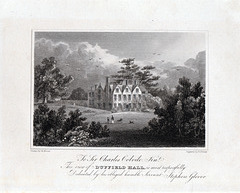 Duffield Hall , Derbyshire