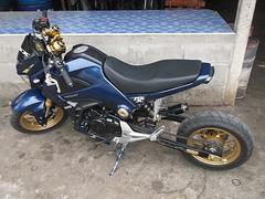 Honda PGM-F1 125