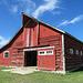 Work Horse Barn, Bar U Ranch