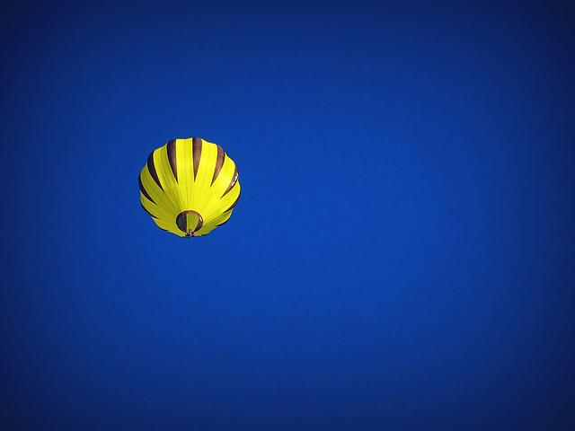 giallo in cielo ;-)