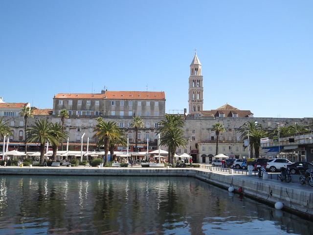 Riva de Split, 1