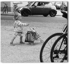 ...only pedestrian...