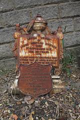 walthamstow cemetery, london