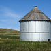 Old silo, south of the city