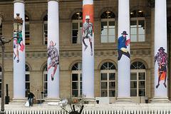 La Bourse de Paris est à la mode