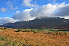 October in the Highlands