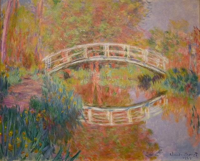 Japanese Footbridge, Giverny