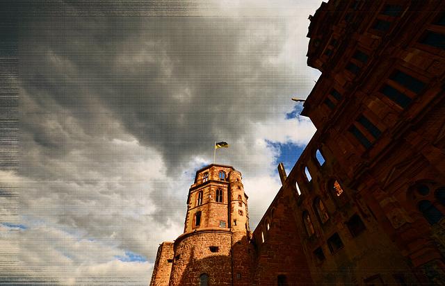 Schloss & Ruine