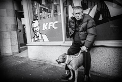 The Colonel, Argyle Street, Glasgow, 2015