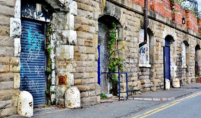 Railway Arches, Newcastle