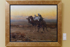 """""""Course au Maroc"""" (Alfred Wierusz Kowalski - 1903)"""