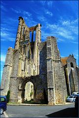 Basilique Saint Mathurin, Larchant