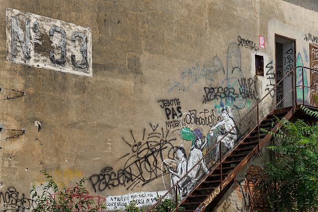 Abandoned Trieste - No. 33