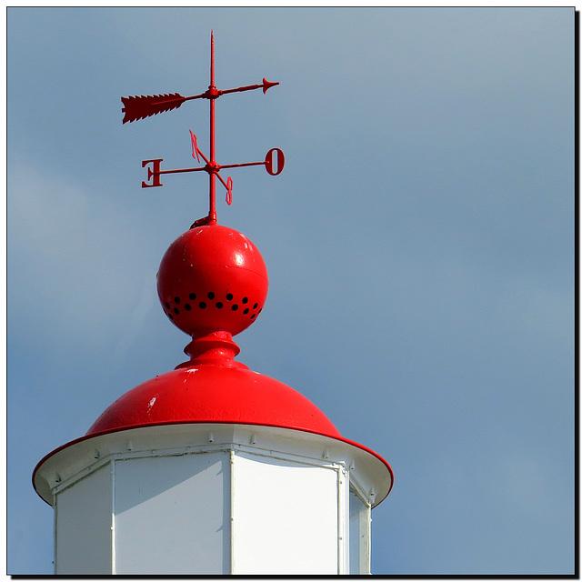 Leuchtturmspitze