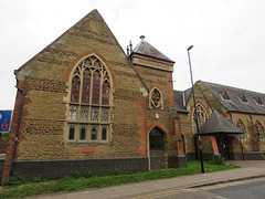 st giles parish school, northampton, northants    (1)