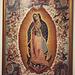 The Virgin of Guadalupe by Berrueco in the Virginia Museum of Fine Arts, June 2018