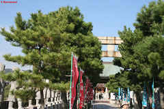 Ako Castle Ruin and Oishi Shrine 47 Ronin