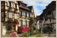 Eguisheim Haut Rhin