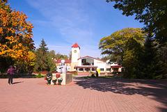 Naturmuseum im Białowieża-Urwald