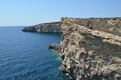 Malta, Rocks of Cominotto