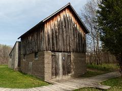 Day 3, DeLaurier barn, Pt Pelee