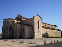 Sainta Claire Church.