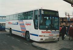 Wessex K794 OTC at Newmarket - 22 Jan 1994