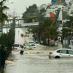 This is the main road into Bodrum