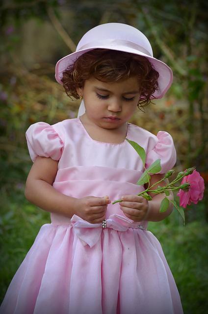My princess Melissa.