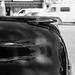 1950 Pontiac Chieftain Hood Ornament - Olympus 35SP - TMAX 400