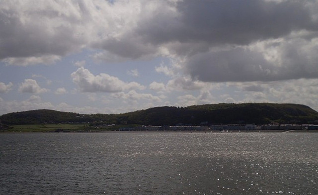 Llandudno Bay.