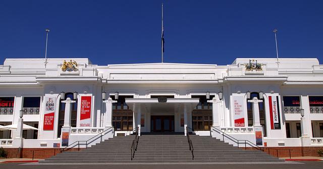 Old Australian Parliament