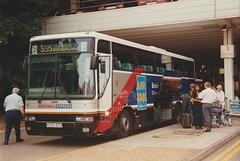 Wessex K793 OTC at Gatwick - 22 Aug 1996