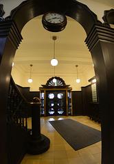 Eingangshalle im Slomanhaus