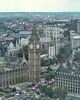 View from the London Eye 2002