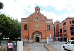Saint George's Church, Wigan, Greater Manchester