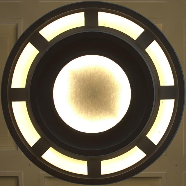 Old Parliament Lighting