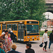 SVAP bus in Aosta - 29 Aug 1990