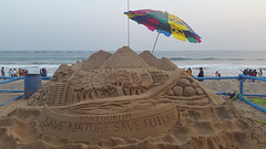 International Sand Art Festival 2018